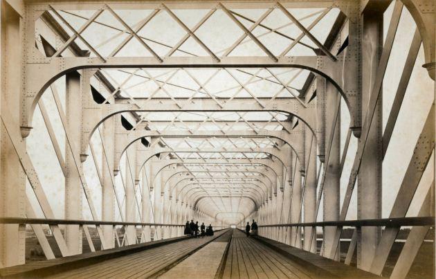 Culemborg oude spoorbrug_Bestanddeelnr_485 TRIM 2