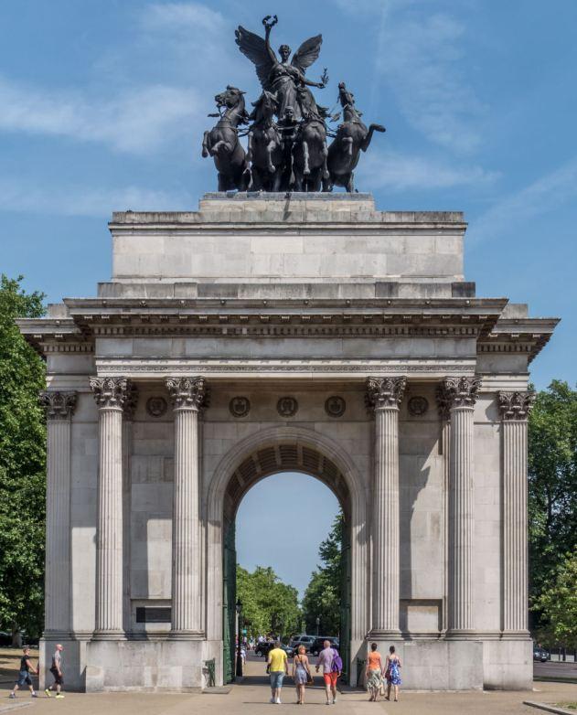London_Wellington_Arch_P1130942 TRIM