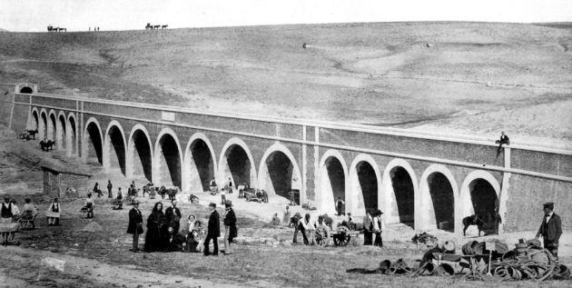Madrid Acueducto-de-amaniel_1857 TRIM