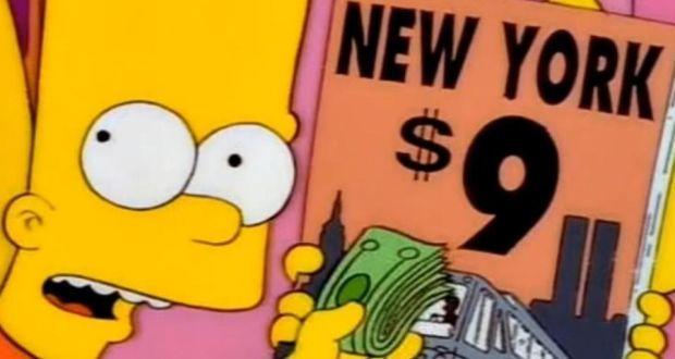 Simpsons 911