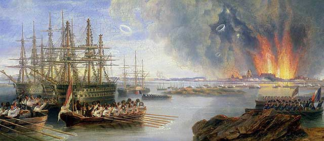 The_Bombardment_of_Sebastopol_by_John_Wilson_Carmichael