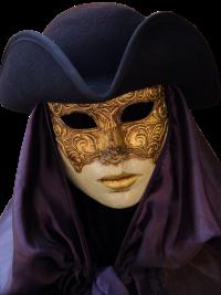 Venetiaans masker 01